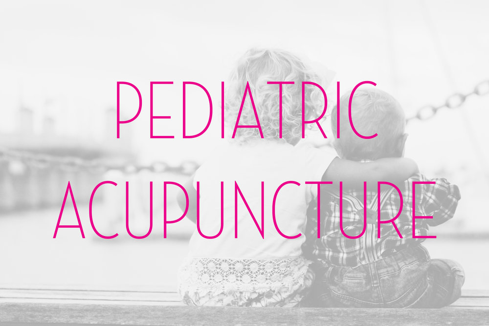 PEDIATRIC ACUPUNCTURE (SHONISHIN)