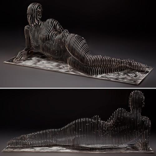 Reclining Woman (Sphinx)