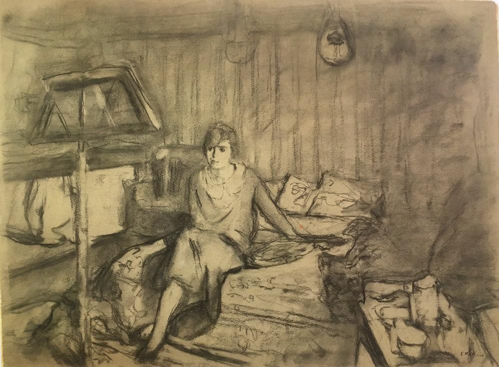 Madame Fried Reveuse (Madame Fried Dreaming)