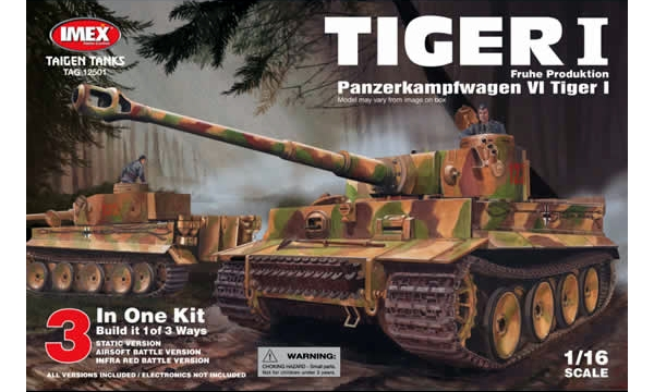 kitfront?format=500w tiger 1 early version metal edition kit taigen tanks Basic Electrical Wiring Diagrams at edmiracle.co