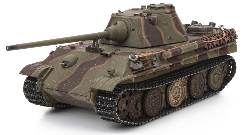 Panther Ausf F Metal Edition Taigen Tanks