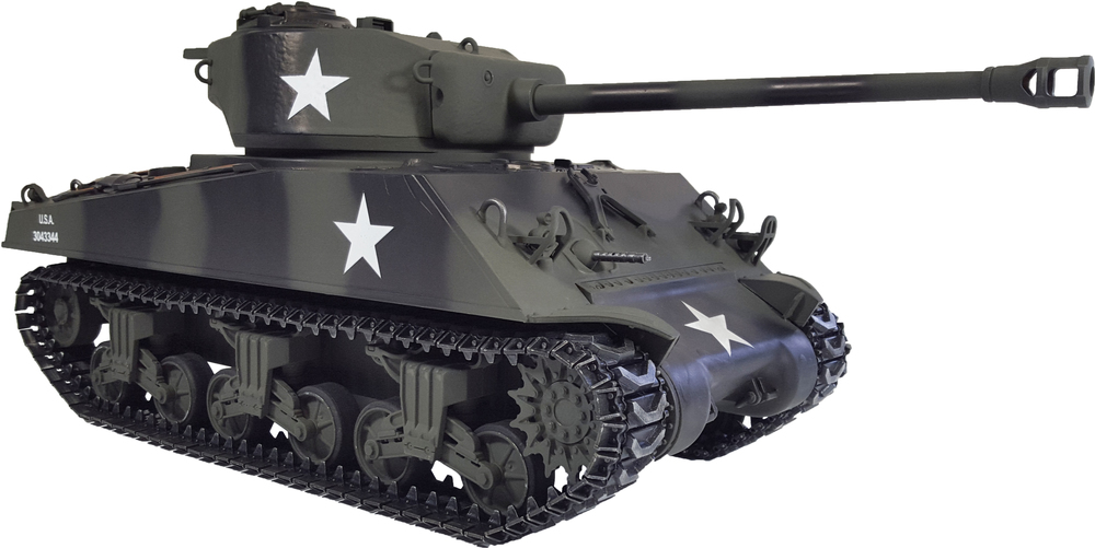 Sherman 76mm Manual