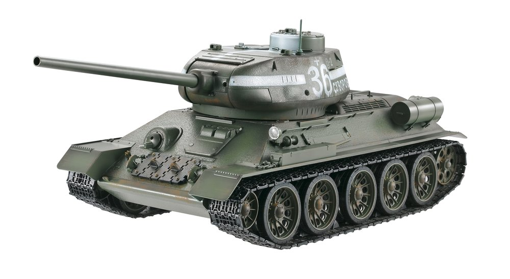 Russian T34/85 (TAG13030) Airsoft Metal Edition Tank - $349.99!! Limited Quantity!