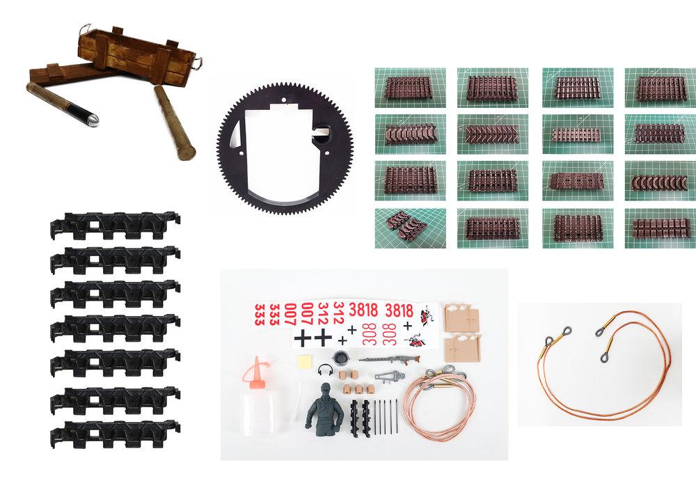 Accessories & Tank Accessory Kits