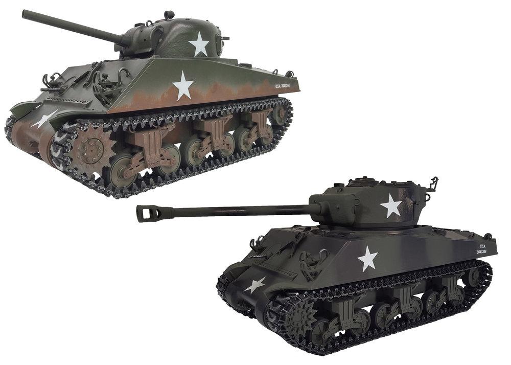 Sherman Tank Parts