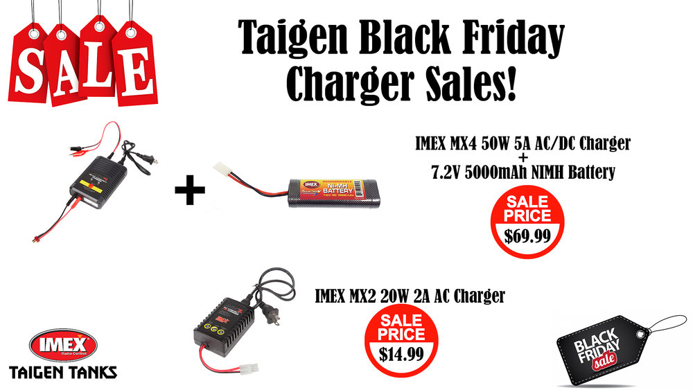 Charger Sales