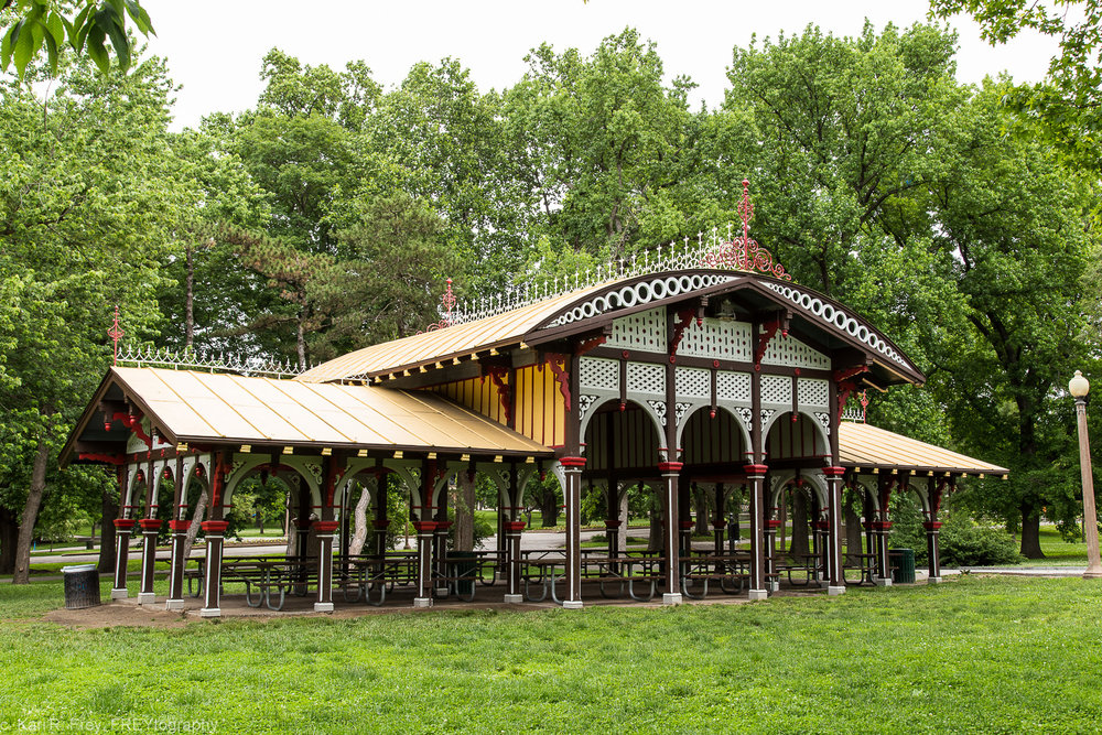 Sons of Rest Pavilion