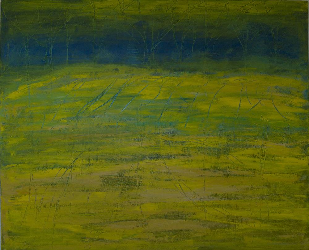 Sleeping Wheat Field