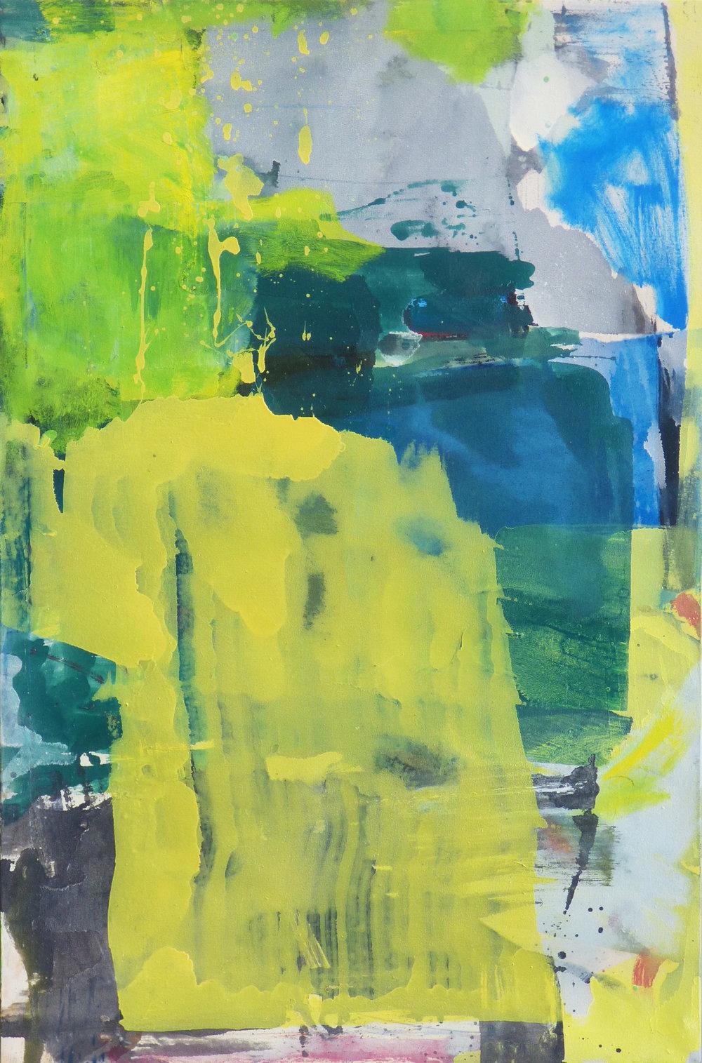 """Janet Trierweiler's """"7 Mile Beach"""""""