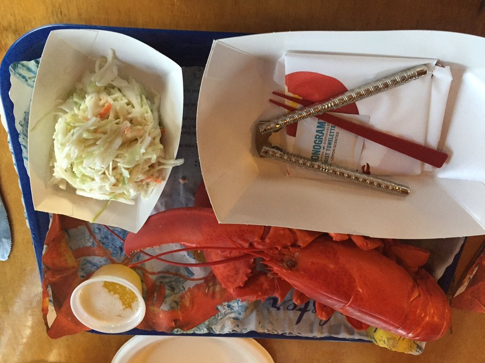 Lobster! So good