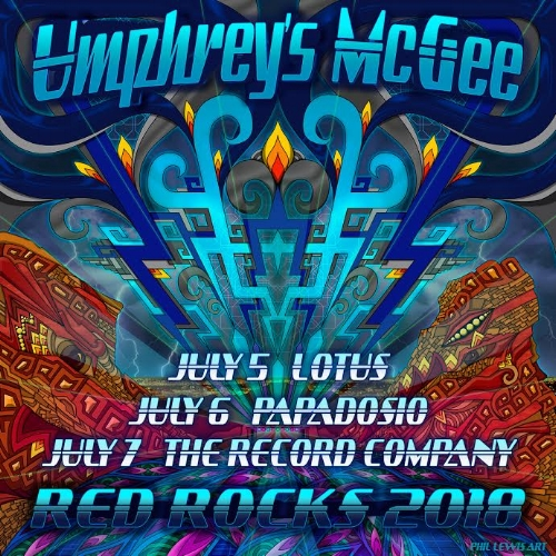 Umphreys-McGee-Lotus-Papadosio-Red-Rocks