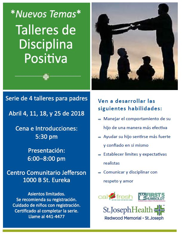 Flyer in Spanish only / Volante en español