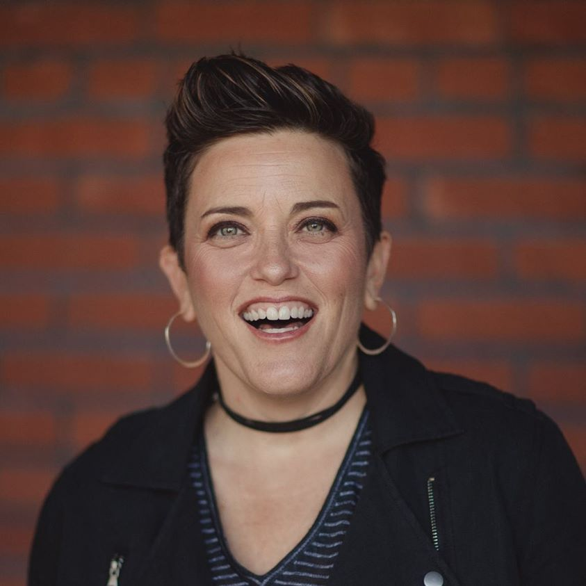 """Thea changed my world for the better.  Before she came around my closet was full of mostly flannel.  I mean I am a card carrying lesbian but still.. this was crazy.  I had just lost 25 lbs and wanted to look good!  Thea was amazing.  It took all of one night for her to make me look cute.  I never thought I would wear a pair of skinny jeans but there I was.. looking all hip and cool.  I really liked what I saw in the mirror.  Not only do I love the way she helps me look and feel but I really like just hanging out with her.  She has such a positive energy about her that I want to be her best friend.  For all those lesbians out there that are tired of wearing just flannel hit my girl up!"""