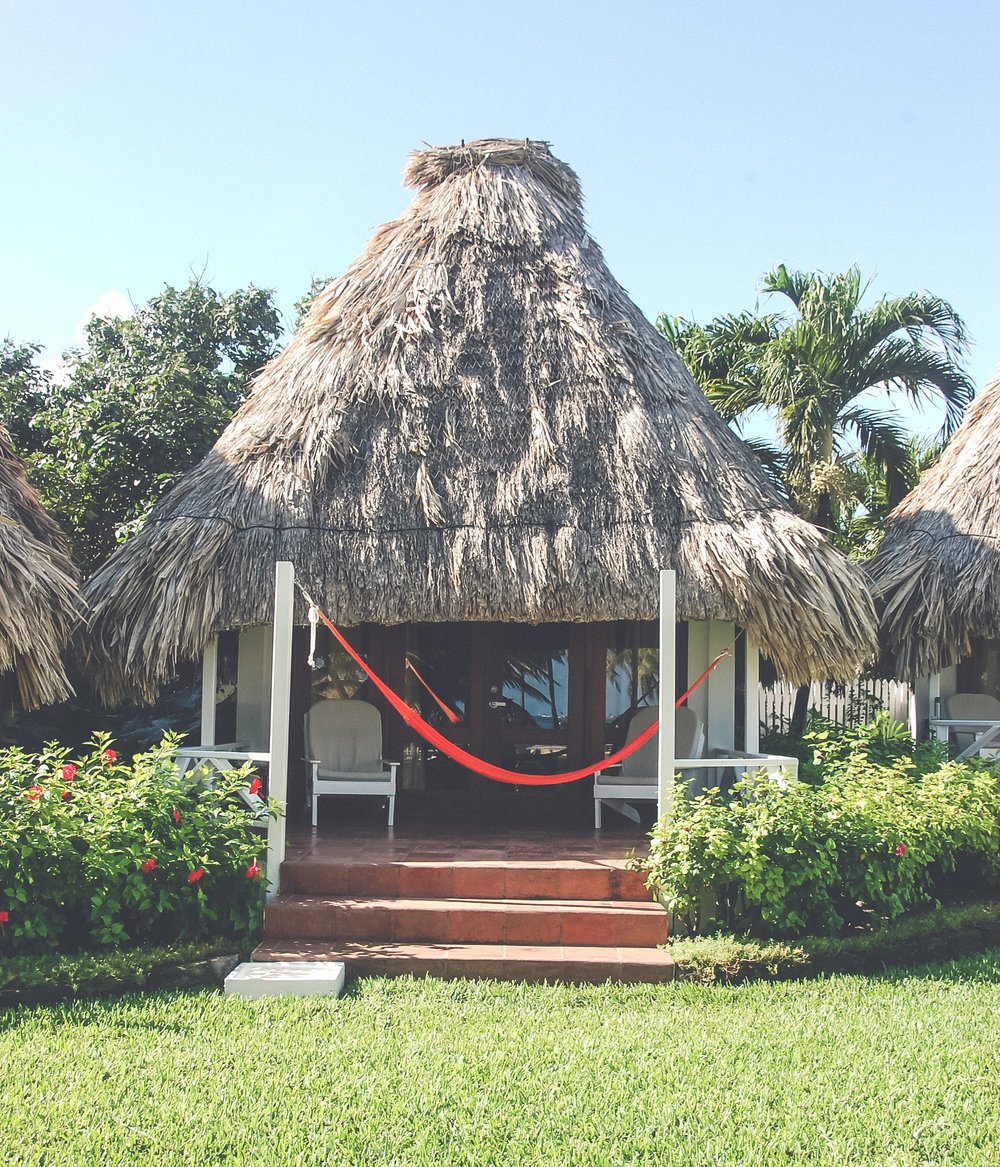 This was our casita for the week.