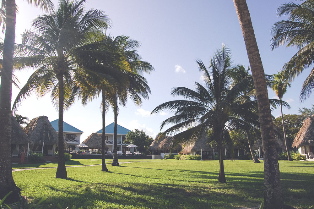 More views of the resort.