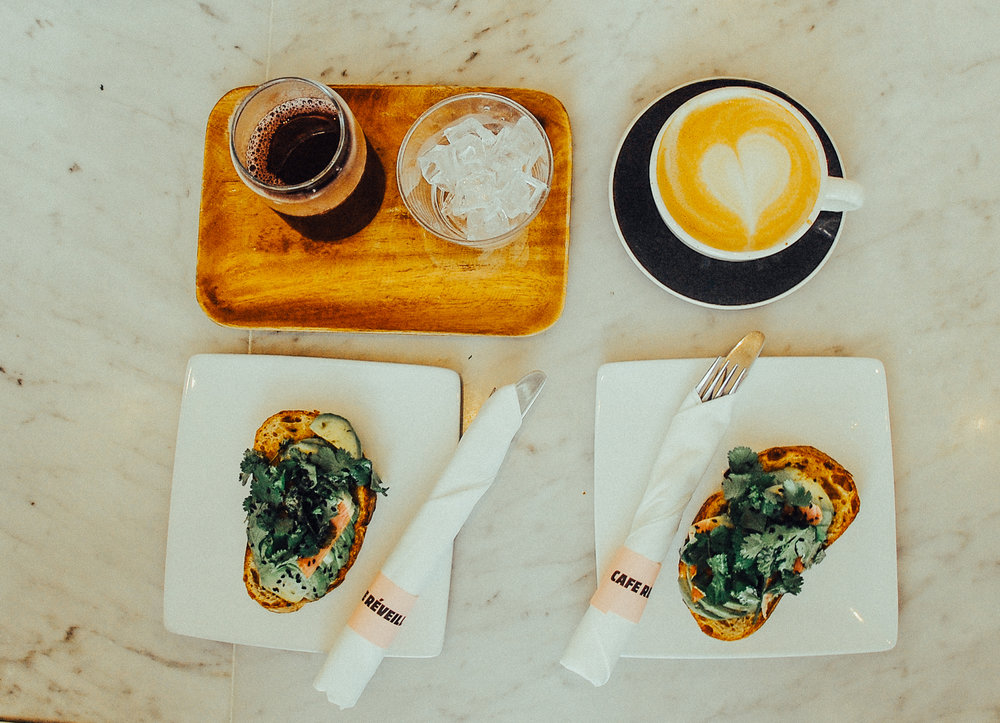 cafe reveille sf via thea