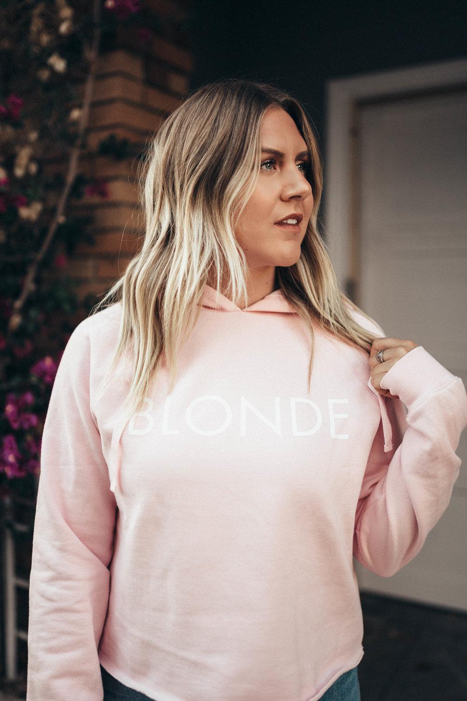 via Thea Blonde - Brunette The Label
