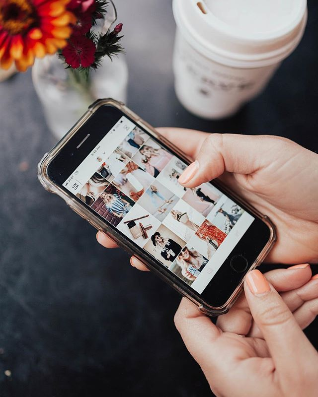 Do you ever wonder how I (or other bloggers) keep a cohesive Instagram feed with beautiful photos? If you're in need of some editing, content planning & organizational tips, I put together all of my favorite apps just for you. I'm doing a little deep dive of all my go-to's today on the blog (link in bio)😘
