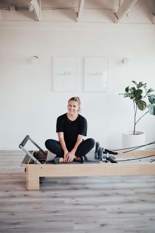 via Thea: Pilates Reformer @ MNT Studios