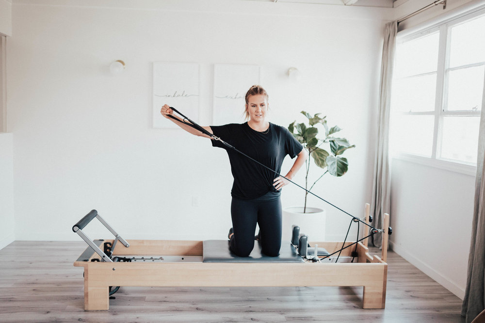 via Thea MNTSTUDIO Reformer Pilates in San Francisco