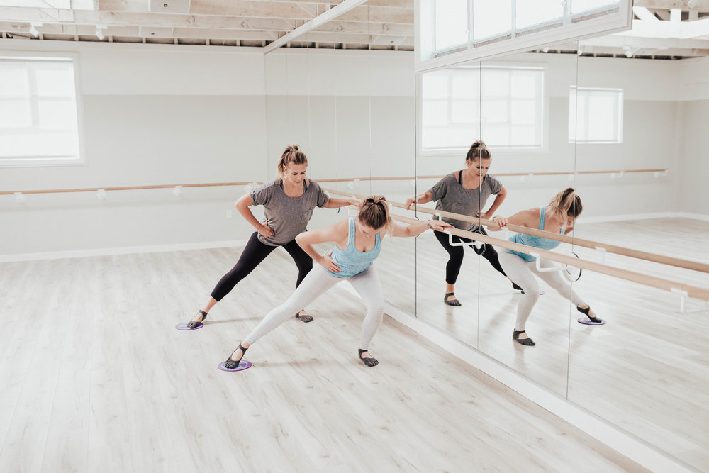 via Thea MNTSTUDIO San Francisco Pilates Barre