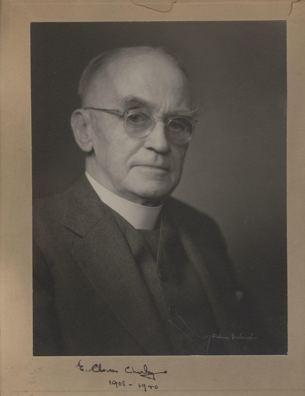 Edward Clowes Chorley