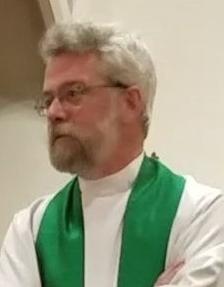 St. Philip's Church Interim Priest Stephen Holton