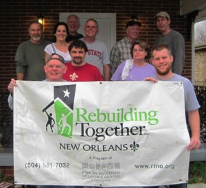 rebuilding in new orleans after hurricane katrina