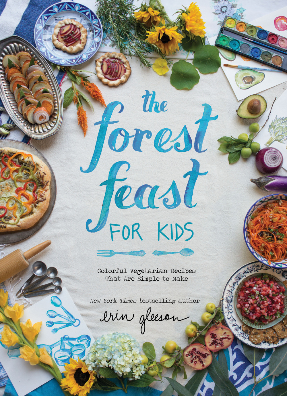 As of February 2016, my 2nd cookbook, The Forest Feast for Kids is now out!!! It was so much fun to make and I'm so excited to share it. It's an adapted kid-focused version of my first book. The Forest Feast for Kids includes the most kid-friendly favorites from The Forest Feast, along with 20 new recipes, plus ideas for kids' parties and easy-to-follow instructions on techniques, measurements, and other helpful kitchen aides. One of my Forest Feast goals is to get families cooking in the kitchen together and this book will do just that! It's available via these links: Abrams | Amazon | Target | Barnes & Noble | Indiebound | Indigo | Powells | Books-A-Million Tag recipes you make online #forestfeastkids and tag me @theforestfeast. Happy cooking!