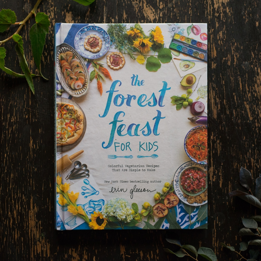 cookbook the forest feast for kids the forest feast