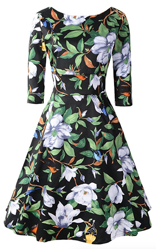 Chicanary Swing Dress