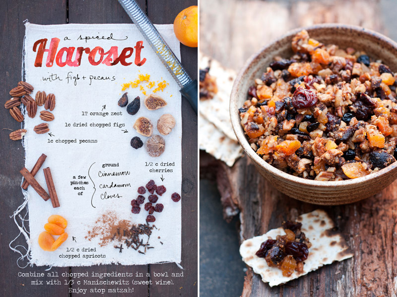 Spiced Haroset