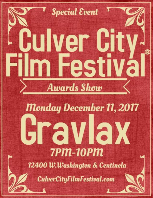 LETTER TO ANITA WINS BEST SOCIAL IMPACT AWARD! - 12.17.17The documentary LETTER TO ANITA won the Best Social Impact award at the Culver City Film Festival. Directed by Andrea Meyerson, Original