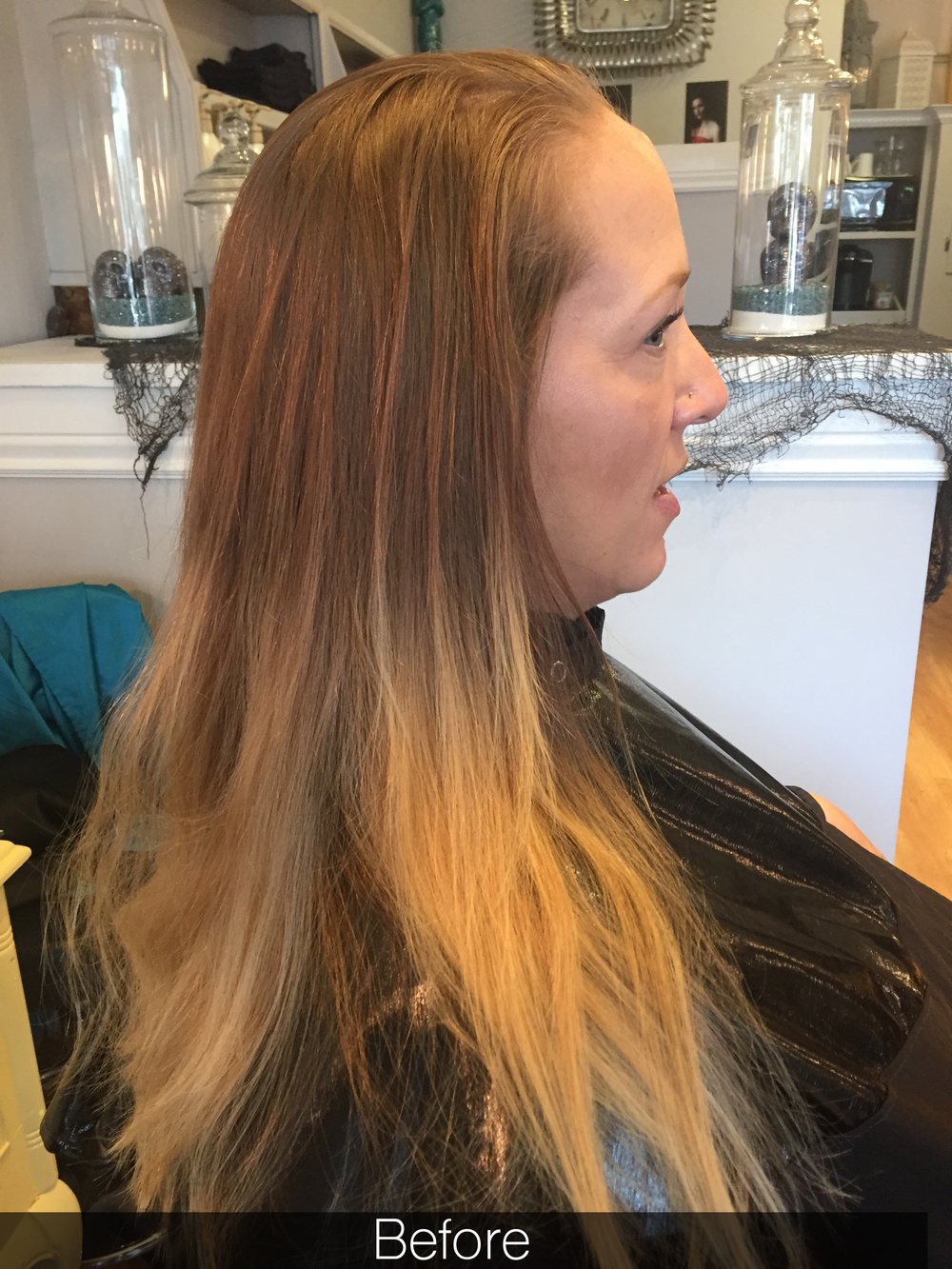 Balayage by Sherry Hammons