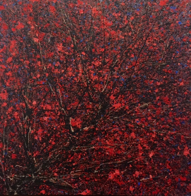 Red Bud Tree (Sold)