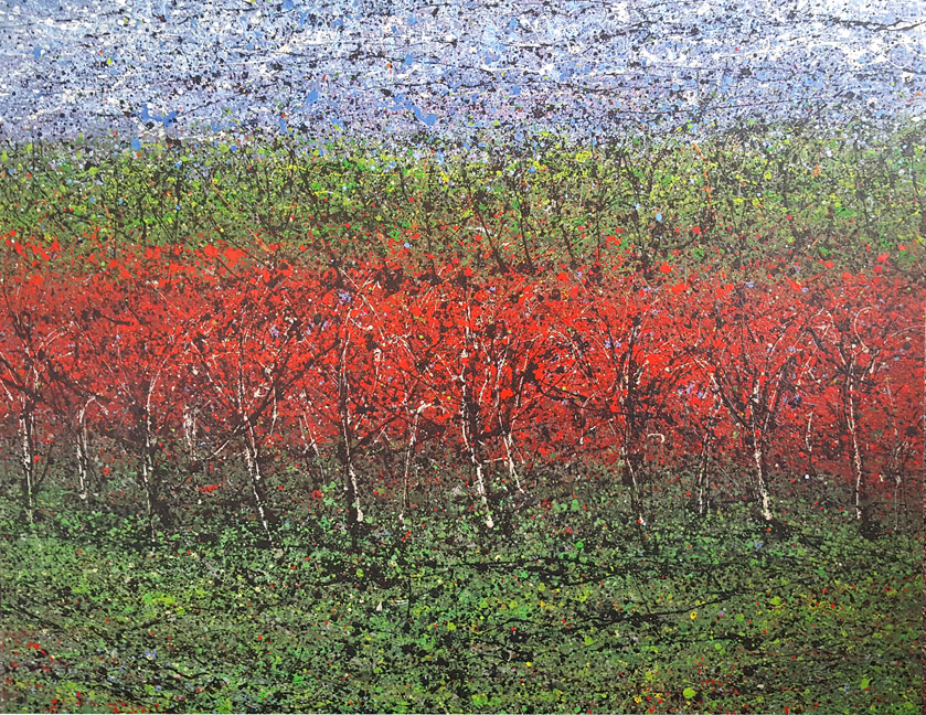 Red Bud Trees (Sold)