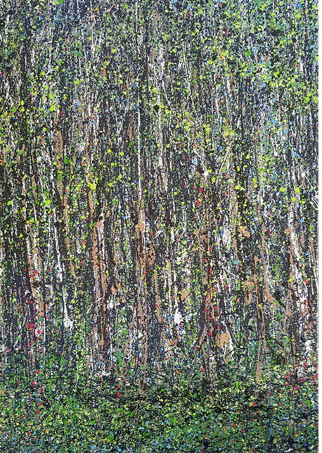 Summer Woods (Sold)