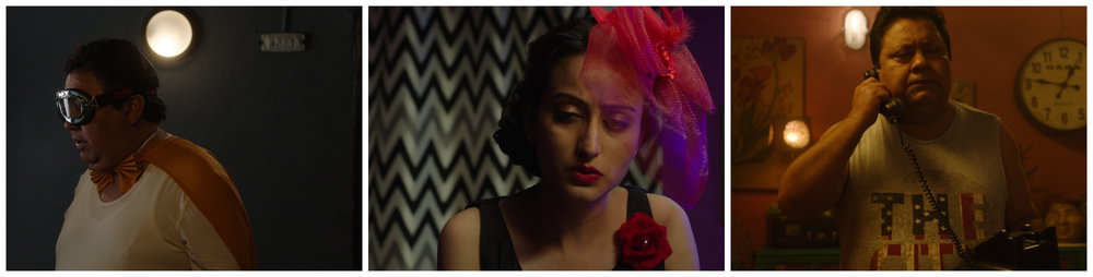 'An Obituary For Happiness'    Dir: Anurag Bhardwaj