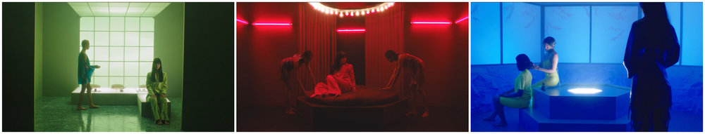 'The Temple of Sleepy Chan' - ハンガー Season 8