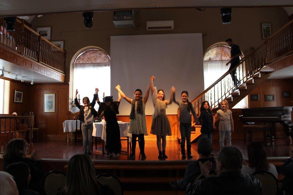 Cours de théâtre St-Hyacinthe