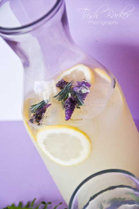 Kula Lavender Lemon Drop in Caraf