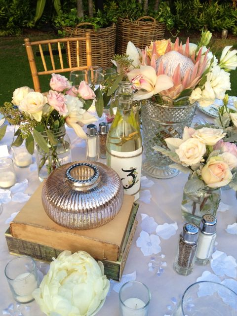 Custom Tablescapes