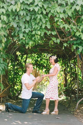 engagement session on Maui