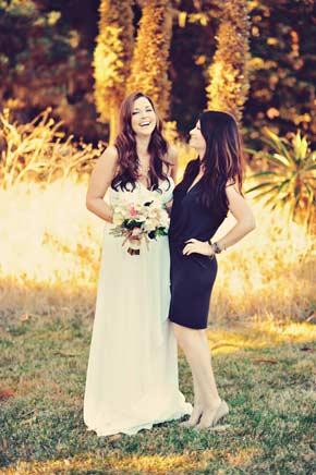 Lena and Jane Maui's top wedding planners