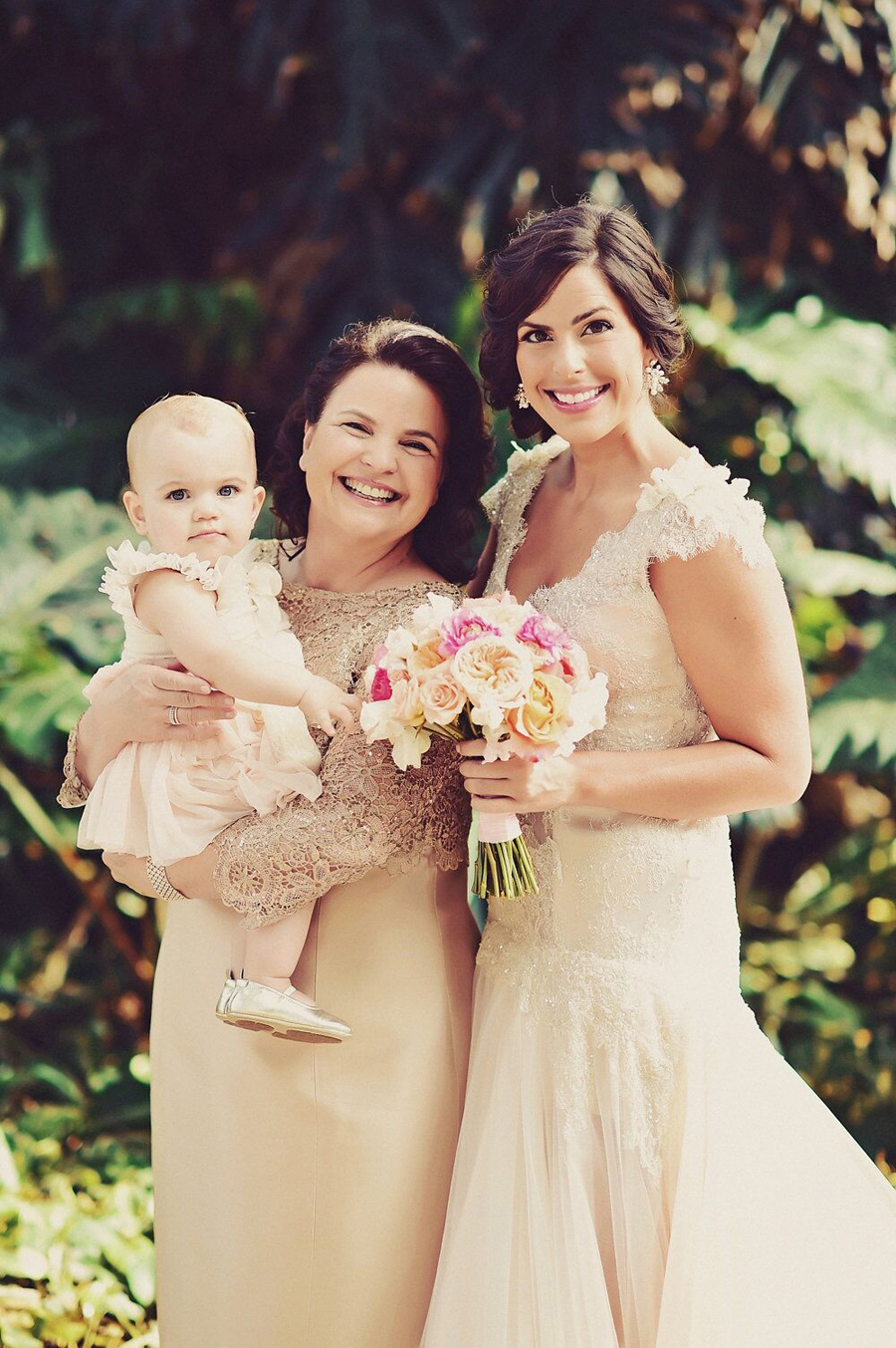Bride, Mother of the Bride, Bouquet