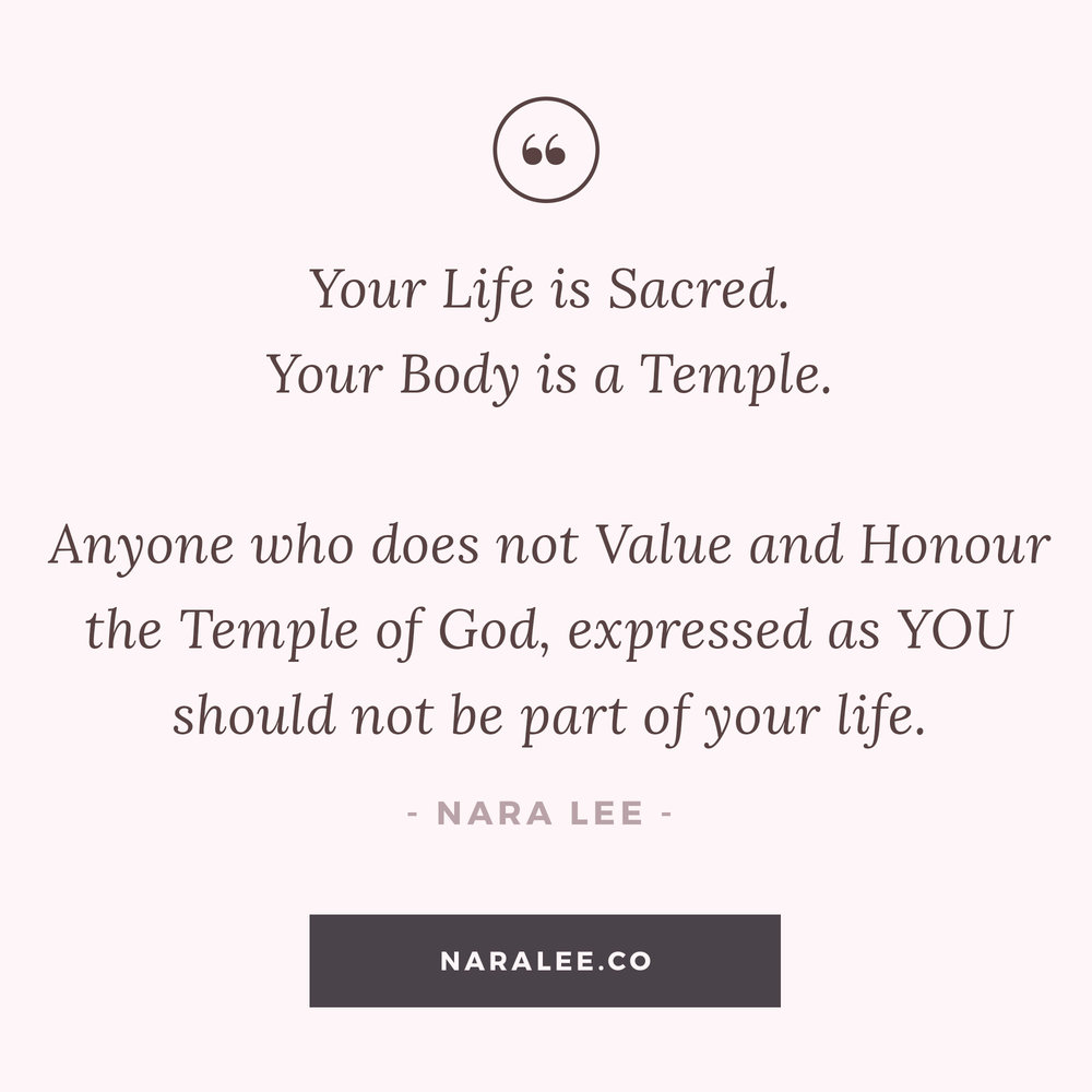 [Self-Love-Quotes] Sacredness II - Nara Lee Self Love Quotes.jpg