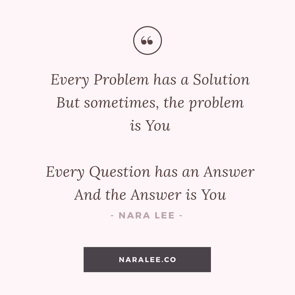 [Self-Love-Quotes] You are the Answer- p2 and the Solution.jpg