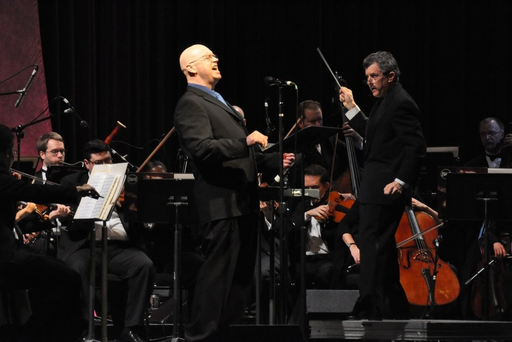 Rinde Eckert, tenor; Gary S. Fagin, conductor; Robert Moses Astride New York 1-15-11 copy.jpg