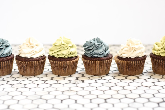 Dairy-Free Soy-Free Nut-Free Gluten-Free Branson Cupcakes