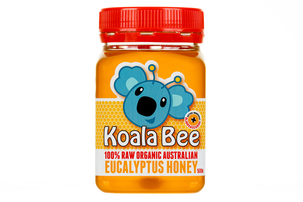 Did you know that Eucalyptus Honey has Probiotic Qualities?